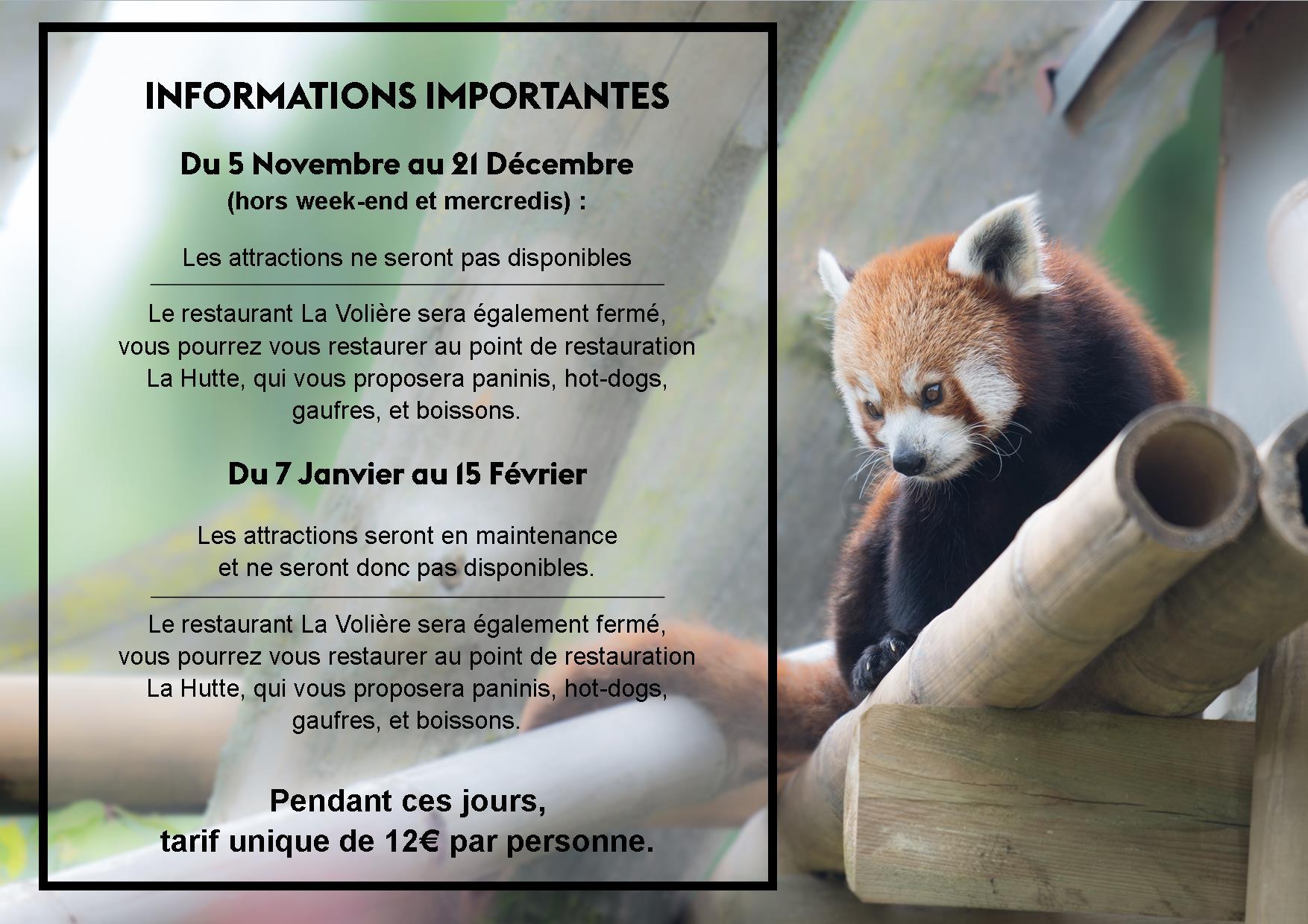 TouroparcZoo Parc Zoologique Et Dattractions En Rhne Alpes
